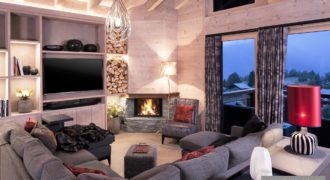 4 bdr apartment / Nendaz