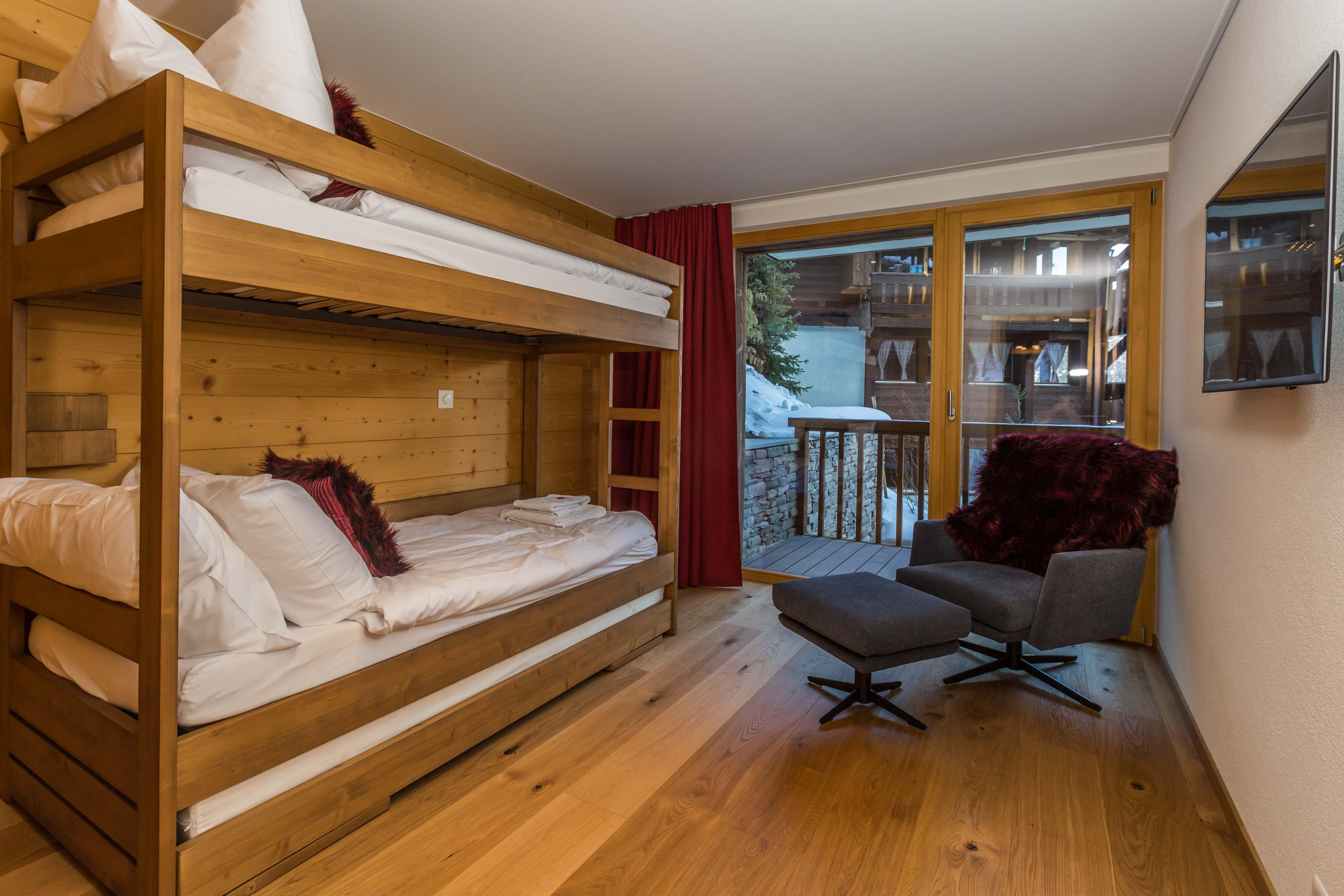 2 bdr apartment / Grimentz