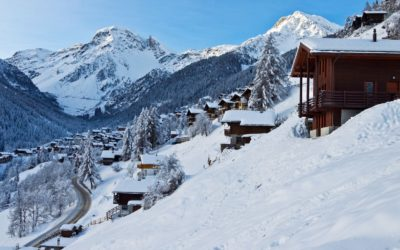 Grimentz in the Top 10 of most beautiful alpine ski resorts!