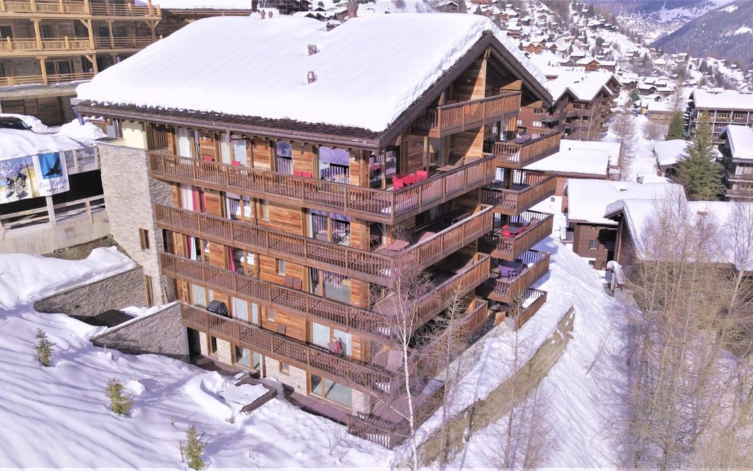Chalet les Rahâs, video presentation